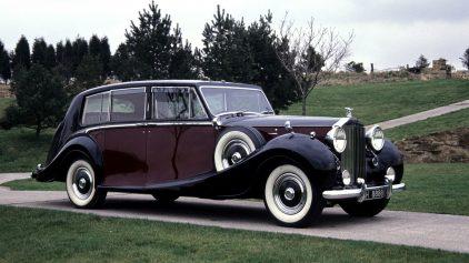 Rolls Royce Phantom IV 4AF10 1
