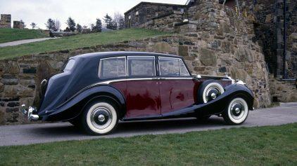 Rolls Royce Phantom IV 4AF10 2