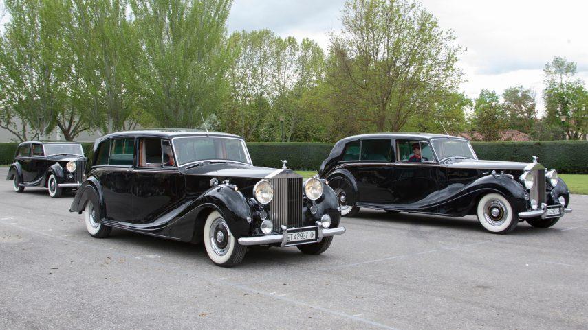 Rolls Royce Phantom IV 4AF14 y 4AF16