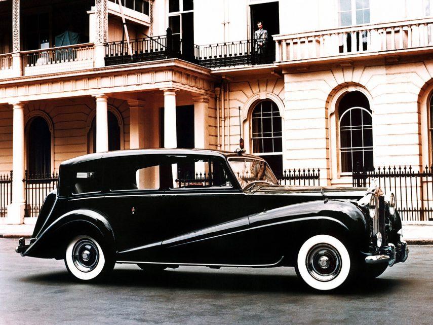 Rolls Royce Phantom IV 4BP5