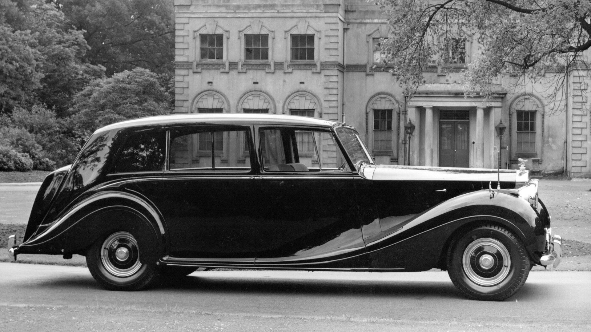 Coche del día: Rolls-Royce Phantom IV