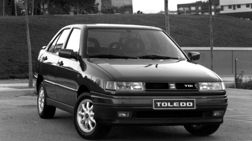 Coche del día: SEAT Toledo 1.9 TDI (1L)