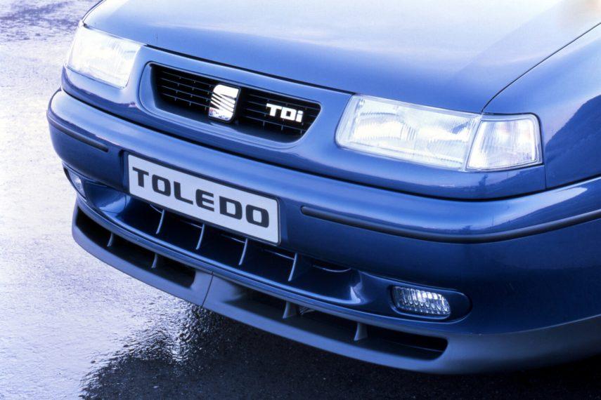 SEAT Toledo TDI frontal 1L