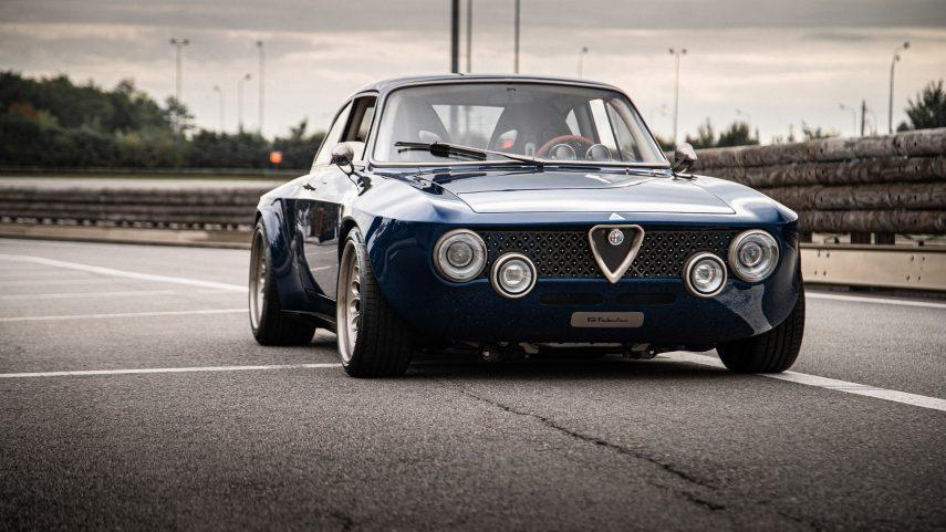 Totem Automobili ya tiene listo su primer Alfa Romeo GTelectric
