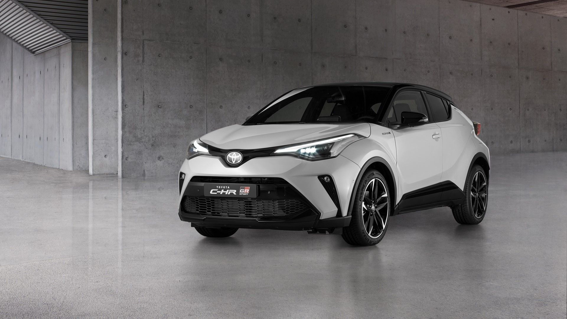El Toyota C-HR GR Sport 2021 ya está en Europa