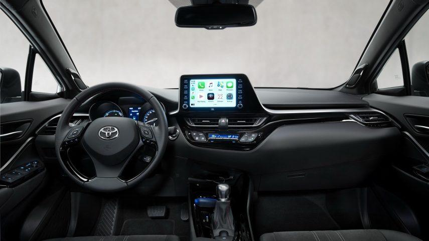 Toyota C HR GR Sport 2021 (18)