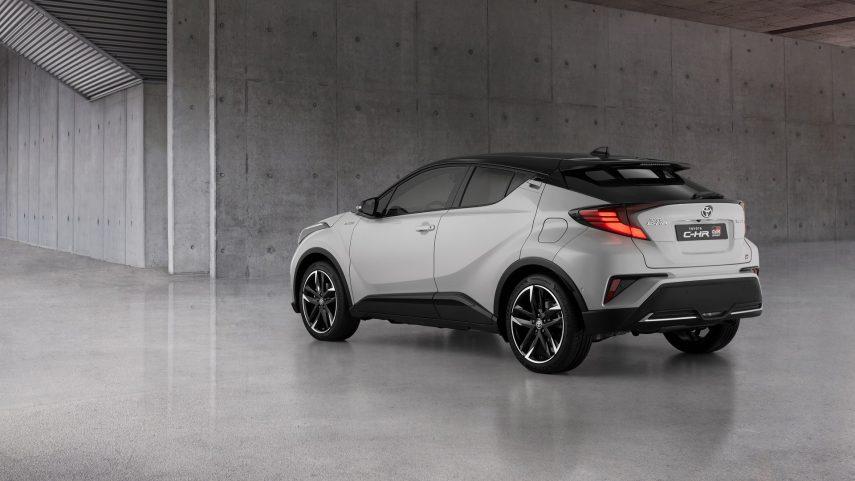 Toyota C HR GR Sport 2021 (4)