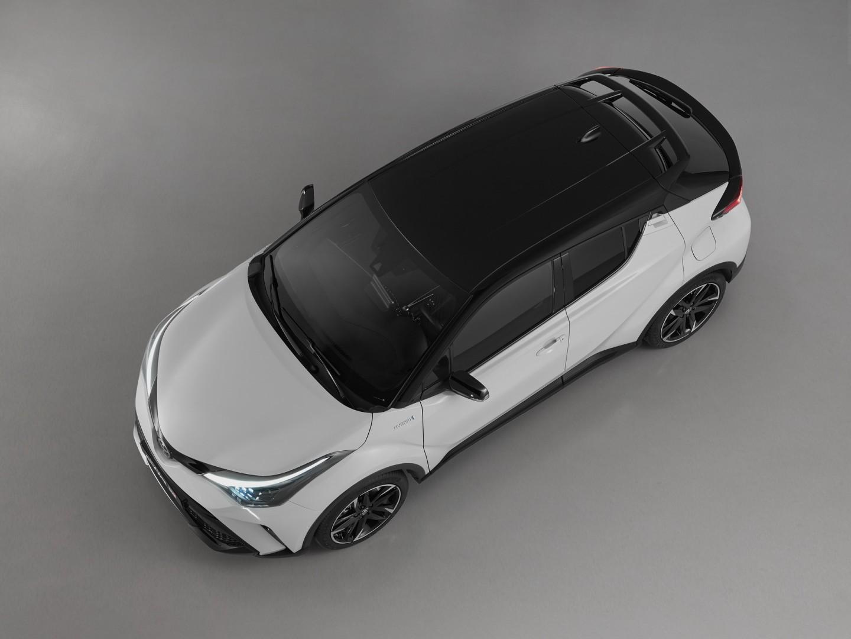 Toyota C HR GR Sport 2021 (5)