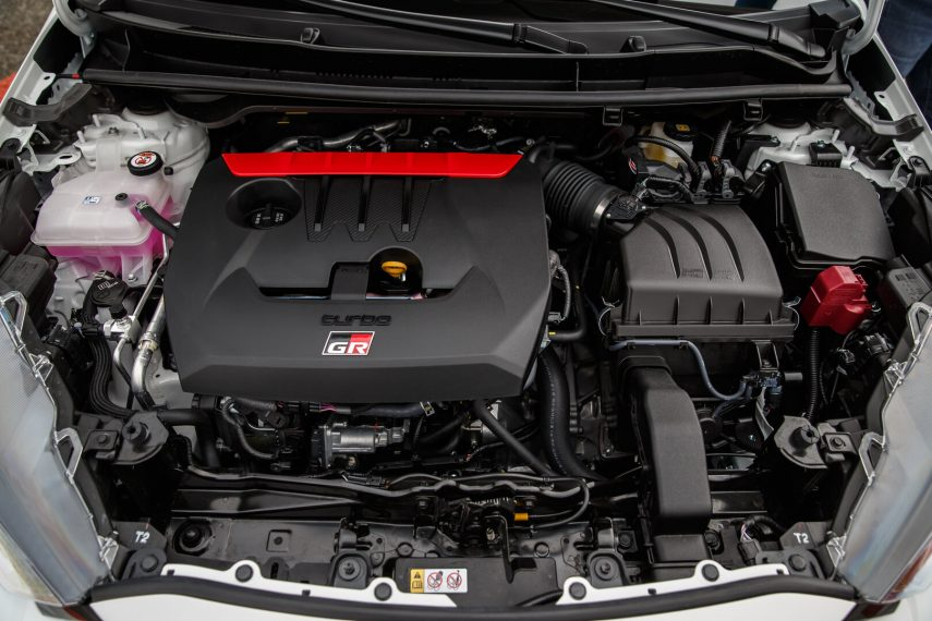 Toyota GR Yaris analisis 15