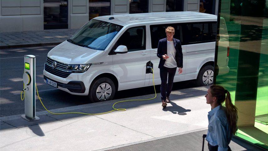 Volkswagen e Transporter ABT
