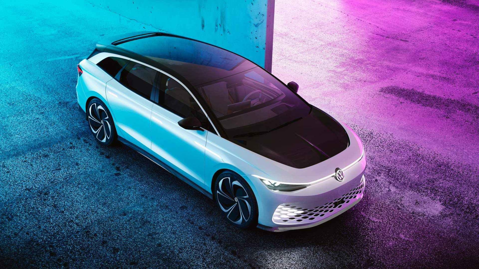 El Volkswagen ID. Space Vizzion estará en producción en 2022