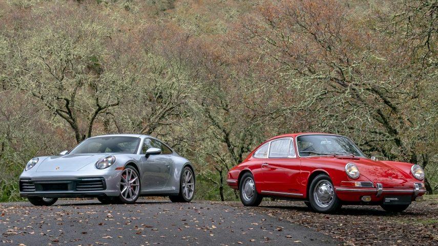 04 Porsche 911 901 992
