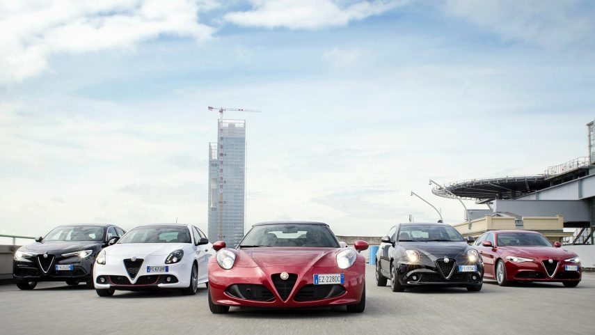 06 Gama Alfa Romeo