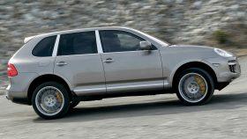 08 Porsche Cayenne Turbo S 2008