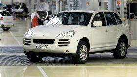 10 Porsche Cayenne 250000 2009