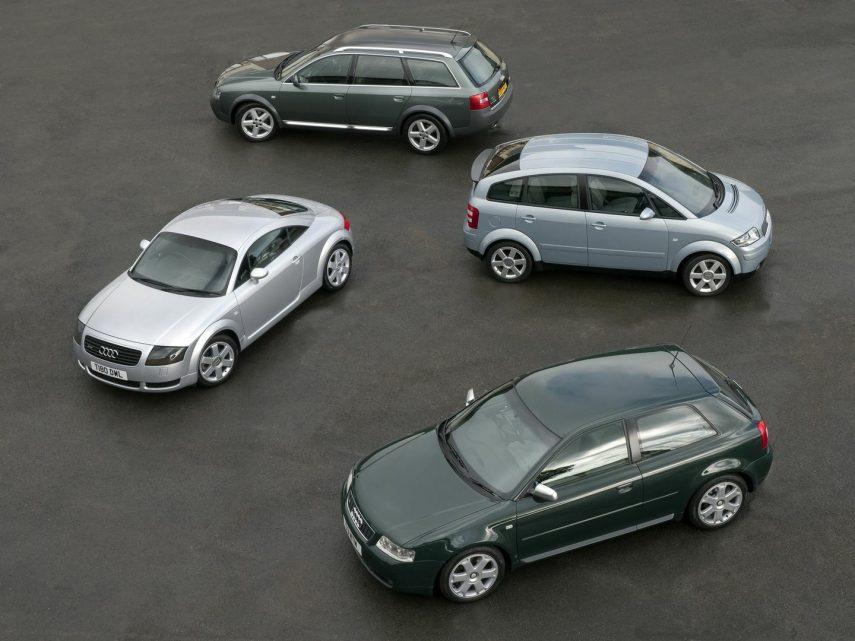 11 Audi 2000