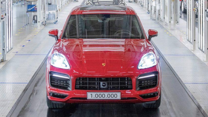 Un millón de Porsche Cayenne después…