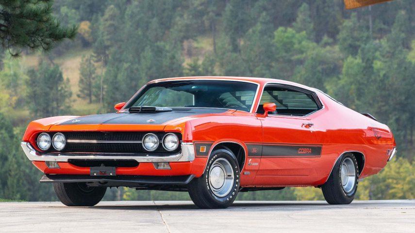 Coche del día: 1970 Ford Torino Twister Special