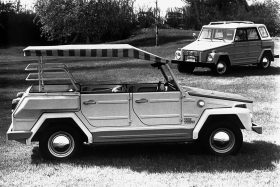 1974 Volkswagen Thing Acapulco Edition 1
