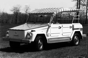 1974 Volkswagen Thing Acapulco Edition 2