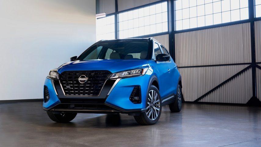 2021 Nissan Kicks, la alternativa al Juke al otro lado del charco se actualiza