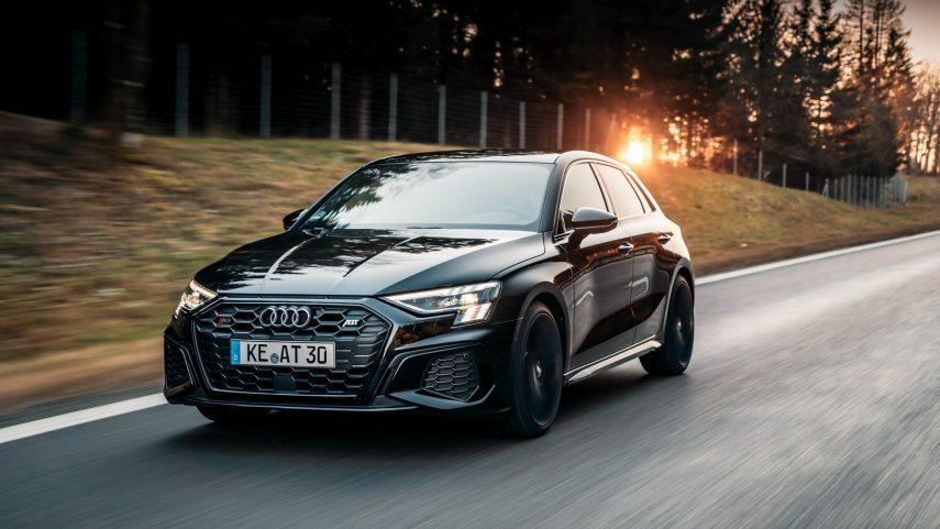 ABT acerca al Audi S3 Sportback 2021 a su hermano mayor