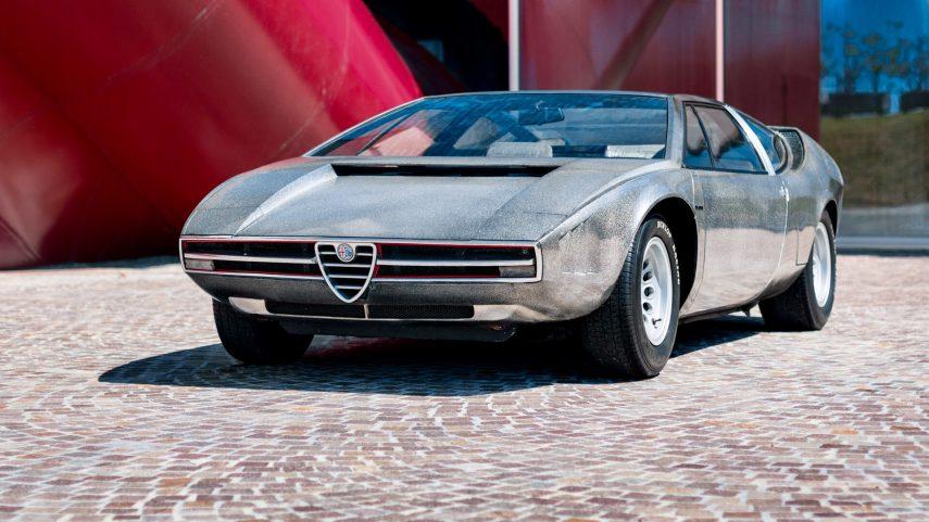Coche del día: Alfa Romeo Iguana