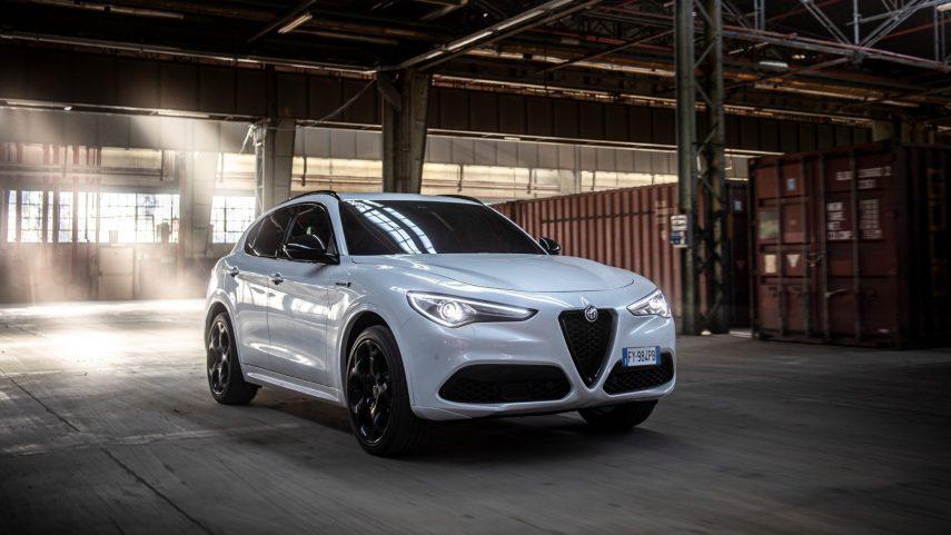 Alfa Romeo Stelvio Veloce Ti 2021, un paso más cerca de la deportividad