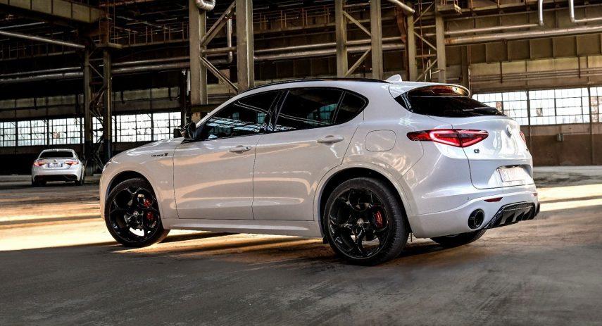 Alfa Romeo Stelvio Veloce Ti 2021 (5)