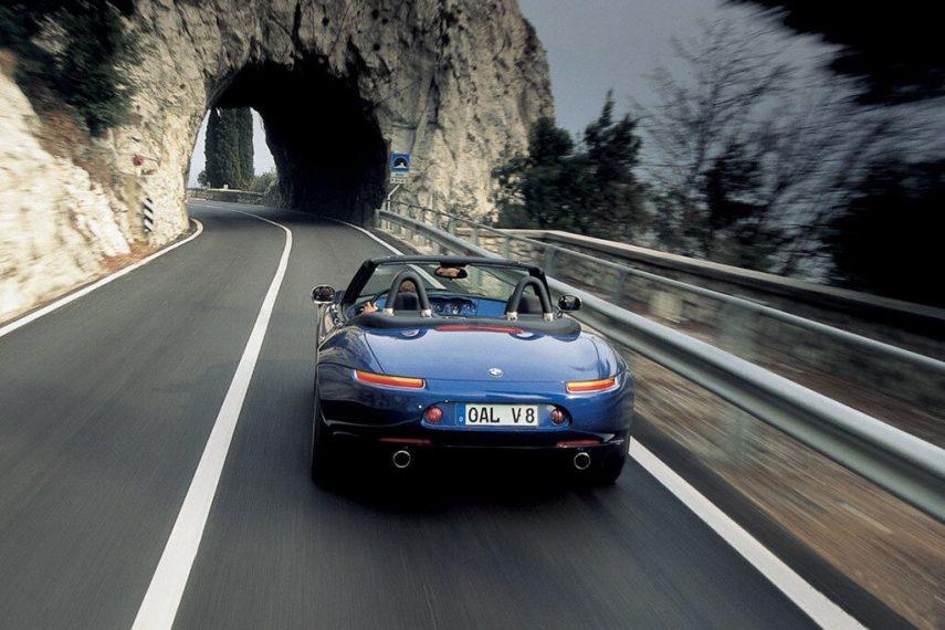 Alpina Roadster V8 2
