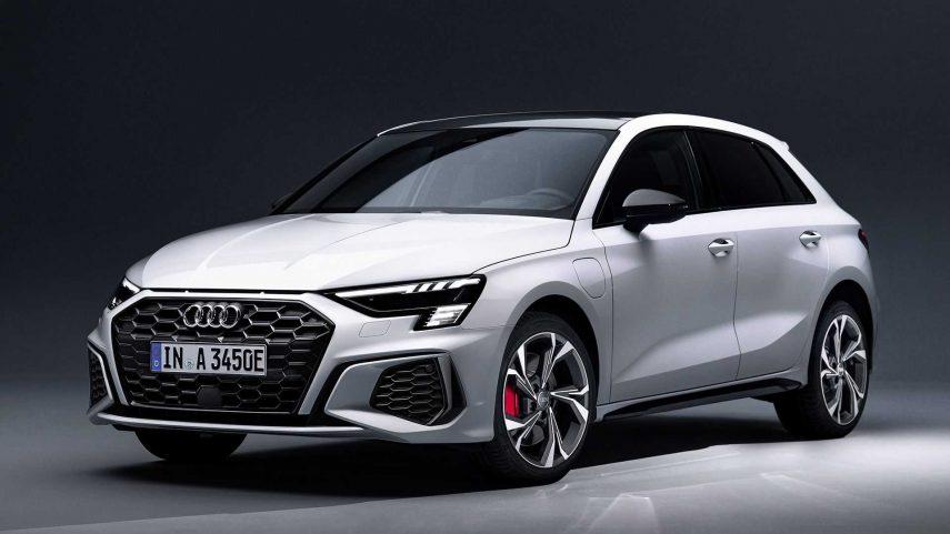 Audi A3 Sportback 45 TFSI e 2021, el compacto más rápido y eficiente de Ingolstadt