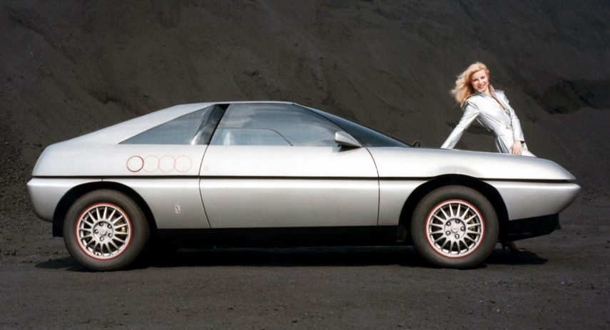 Audi Quartz Concept 1