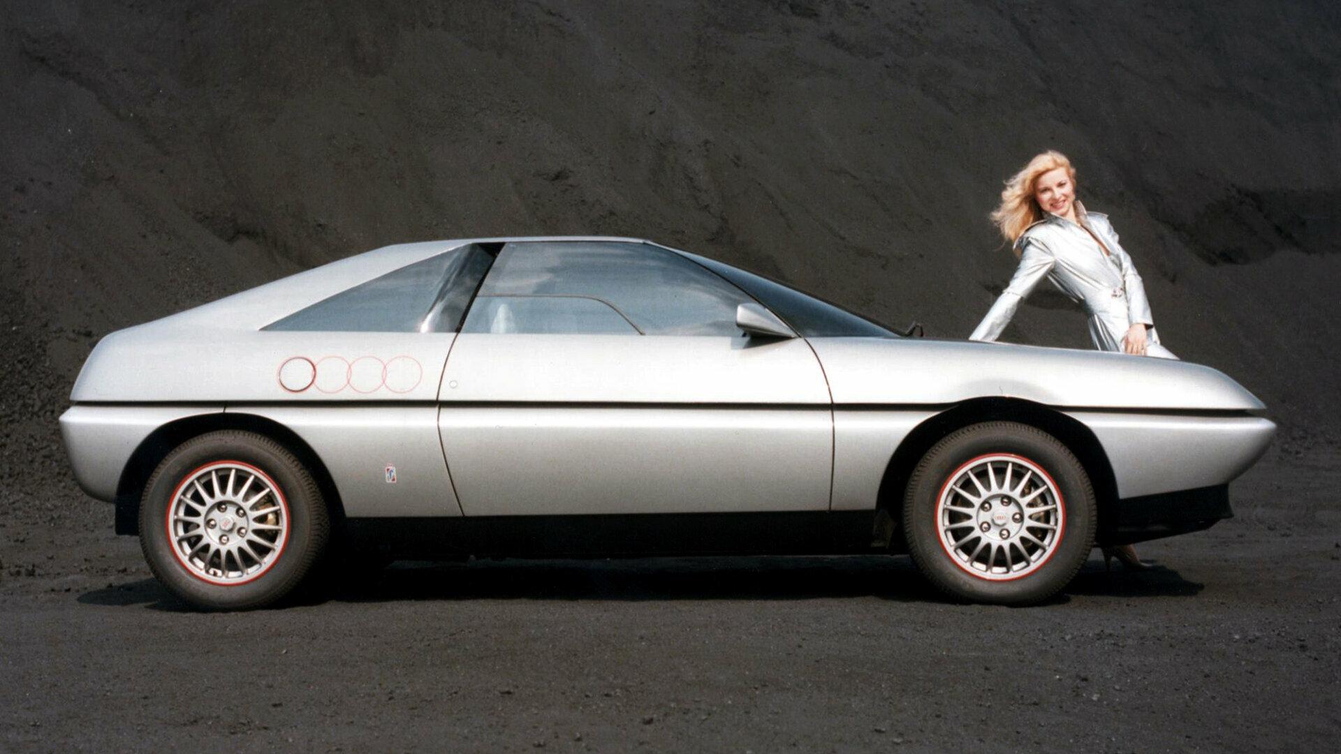 Coche del día: Audi Quartz Concept