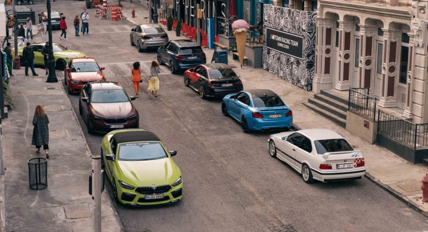 BMW M Town (1)