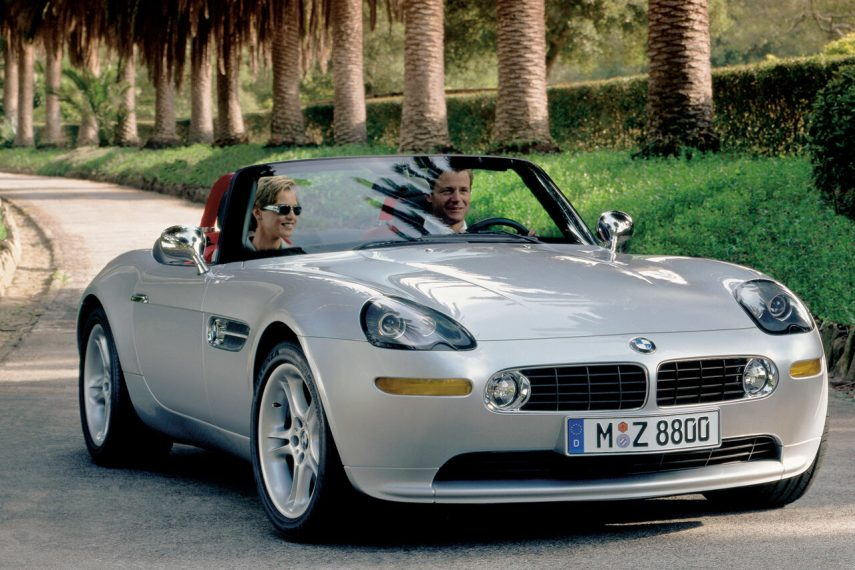 Coche del día: BMW Z8 (E52)