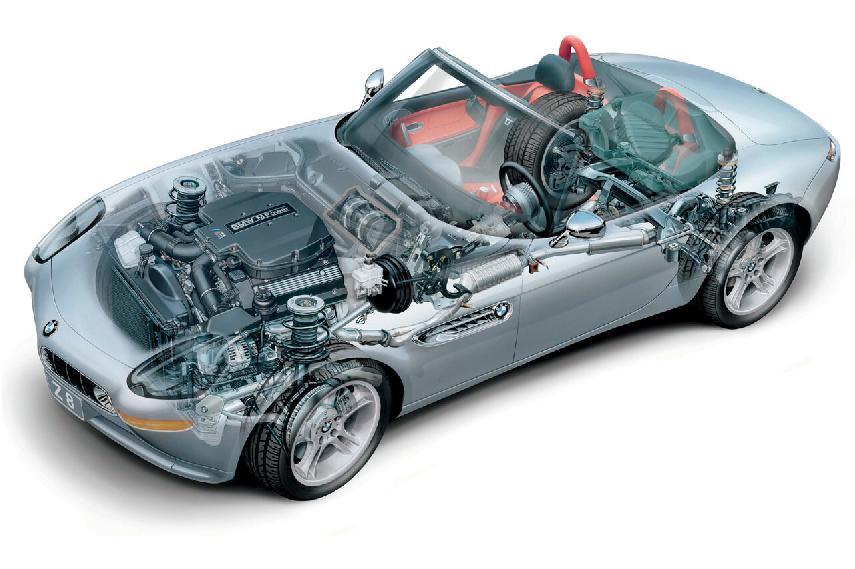 BMW Z8 03