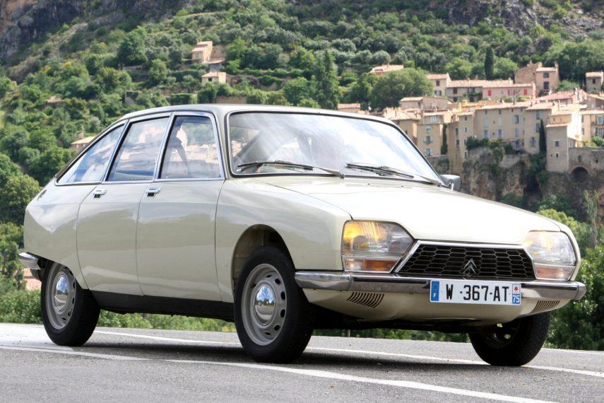 Coche del día: Citroën GS