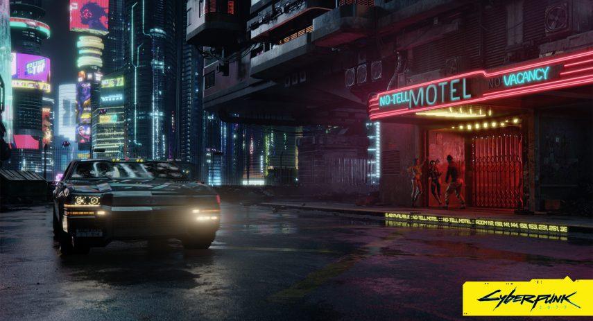 coches de Cyberpunk 2077 1