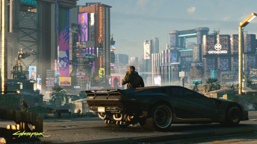 coches de Cyberpunk 2077 2