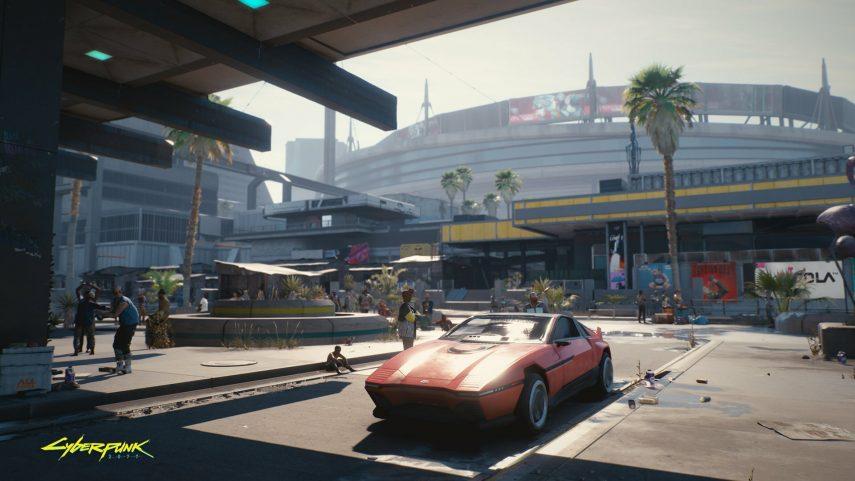 coches de Cyberpunk 2077 3