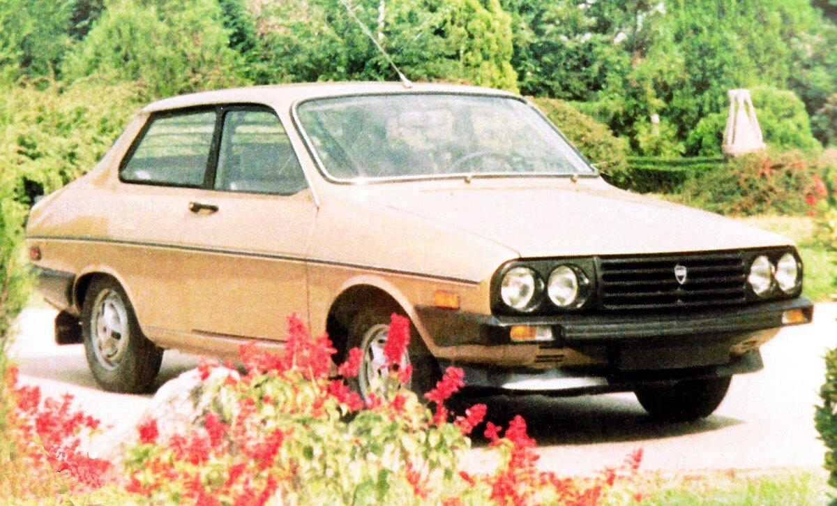 Coche del dia: Dacia 1310/1410 Sport