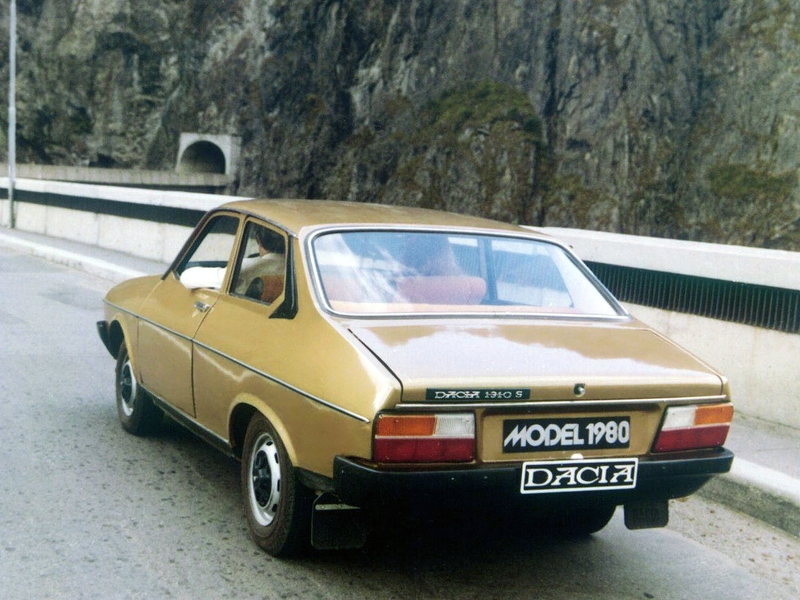 Dacia 1310 1410 Sport 2