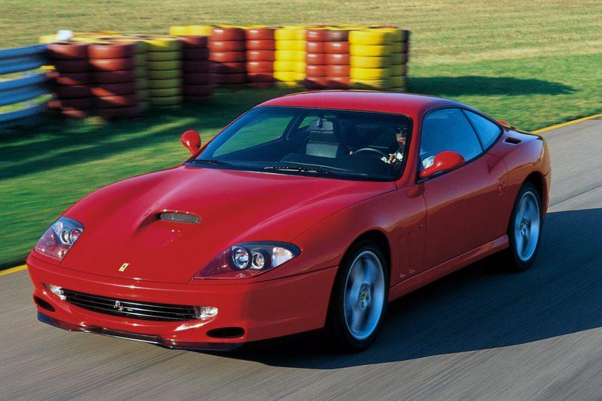 Coche del día: Ferrari 550 Maranello