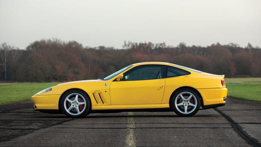 Ferrari 550 Maranello World Speed Record Edition