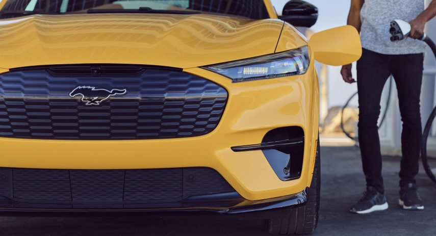 Ford Mustang Mach E GT Performance Edition 03