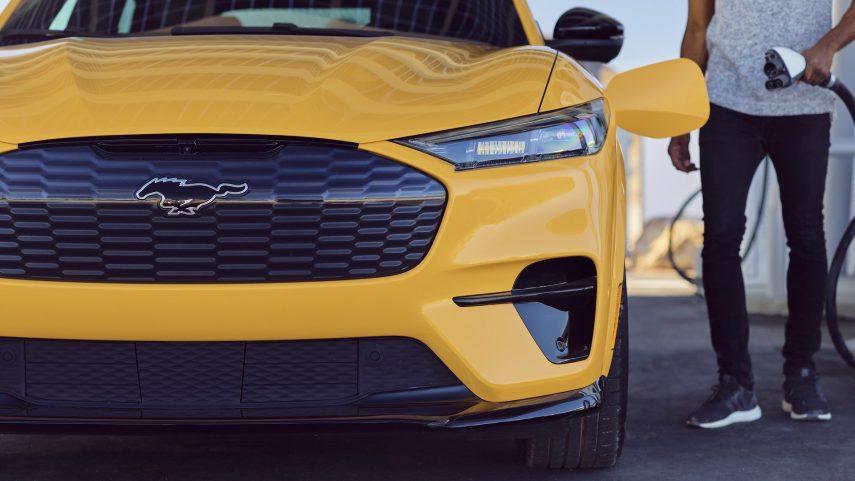 Ford lleva más Mustang eléctricos fabricados que de combustión interna