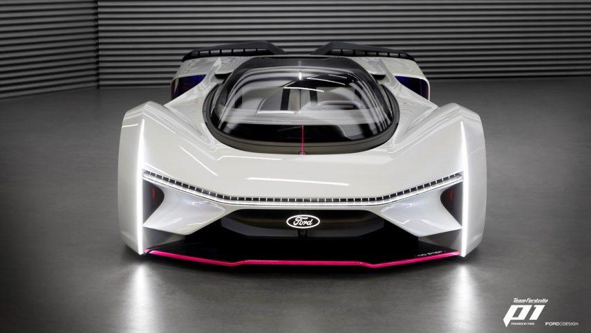 Ford y el Team Fordzilla P1 se pasan al mundo real