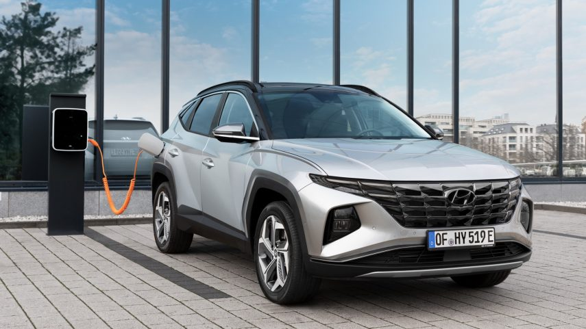 Hyundai Tucson Plug-in Hybrid 2021, disponible en Europa a partir de primavera
