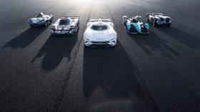 Jaguar Vision Gran Turismo SV, C Type, D Type, XJR 9, I Type