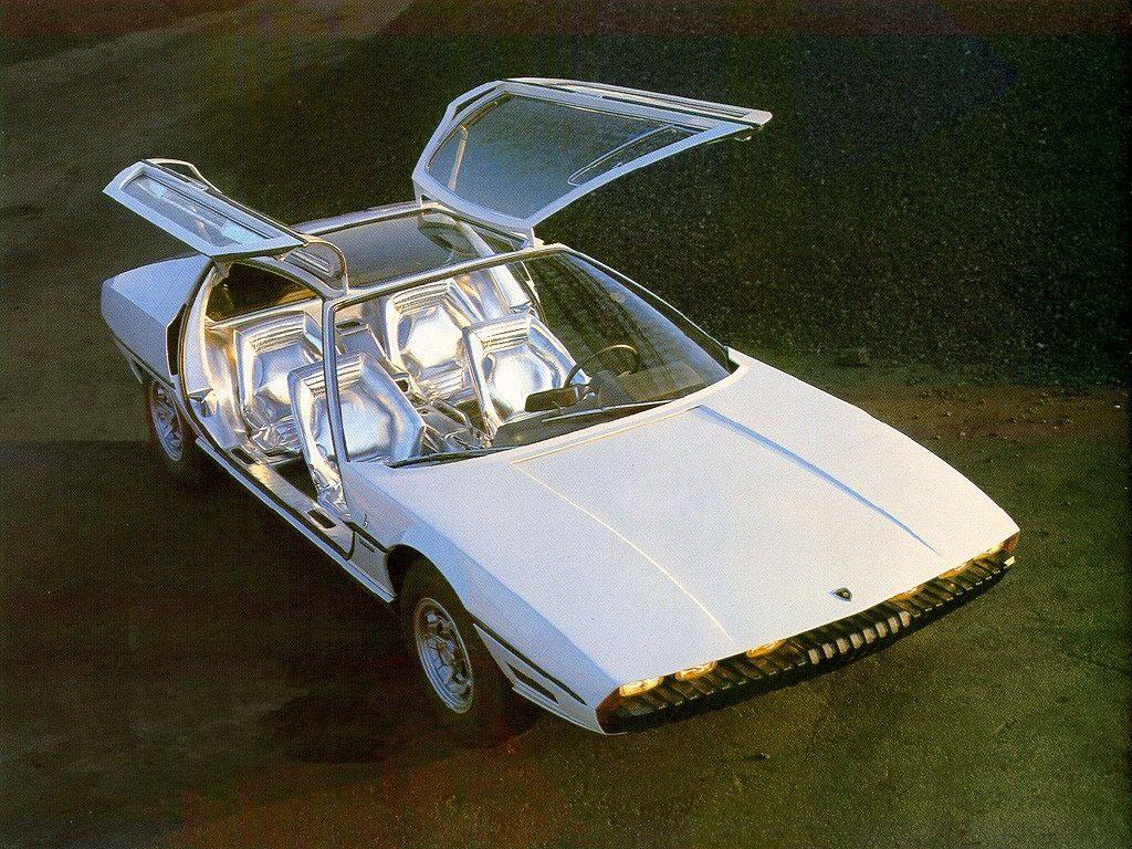 Coche del día: Lamborghini Marzal